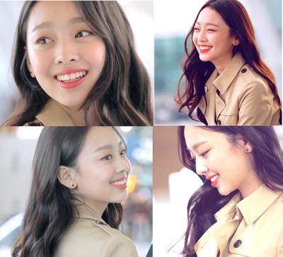 아시아나 최연소 모델 이수민,  설렘 미소 가득한 영상 화제~!!